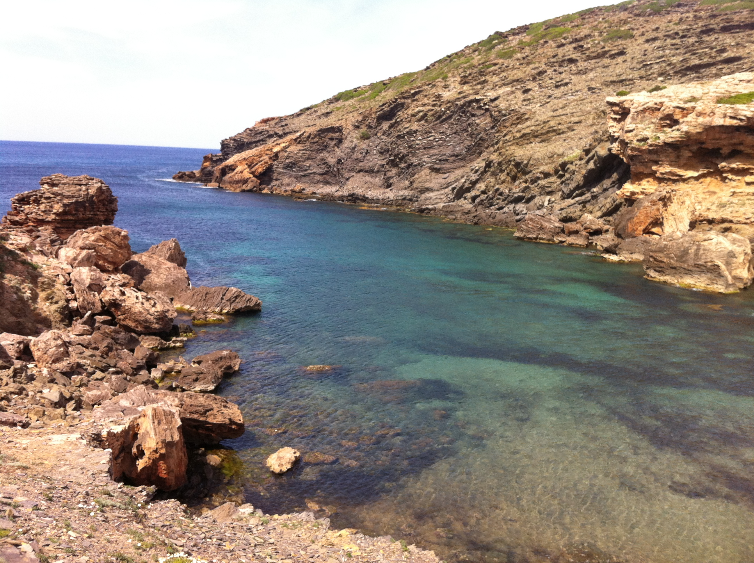 Four must visit beaches in menorca that do not feature in all the guides - Bonnin sanso menorca ...