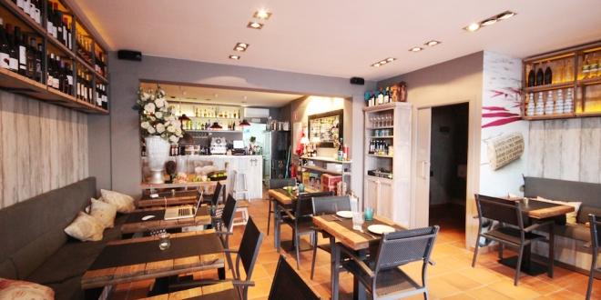 Antes y despu s de oficina n utica a restaurante - Inmobiliaria bonnin sanso ...