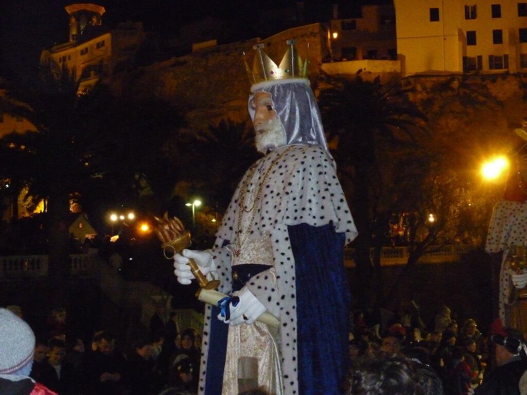 The three wise men in menorca - Bonnin sanso alaior ...