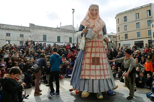 Traditions of lent in menorca - Bonin sanso ...