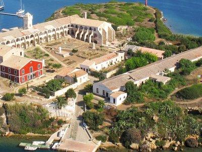Isla del Rey Mahón