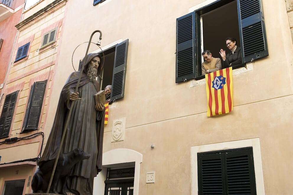 sant antoni ara balears - Diada de Menorca: Sant Antoni