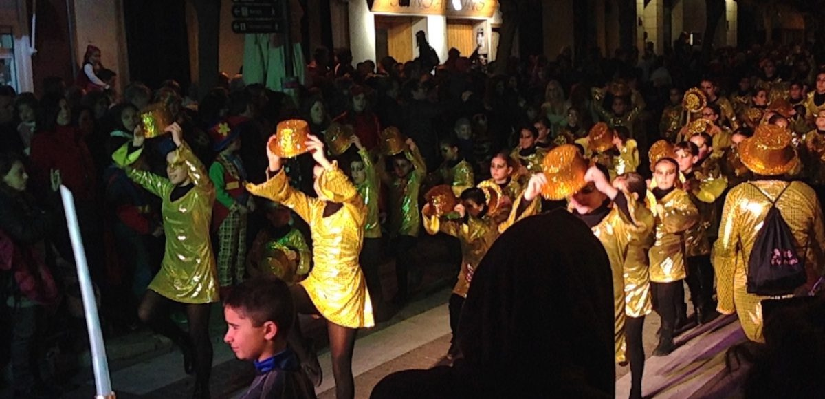 Carnival in menorca - Bonin sanso ...