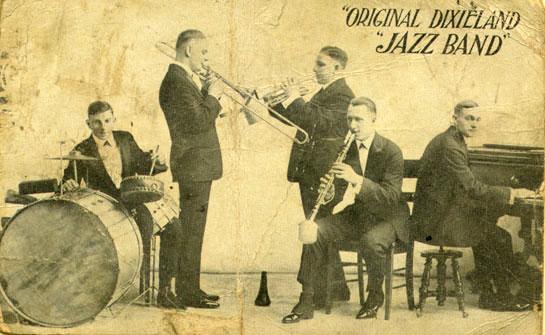 ODJBcard - Menorca a ritmo de Dixieland