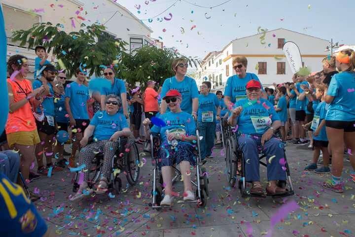 Carrera del toro the race of solidarity - Bonin sanso ...