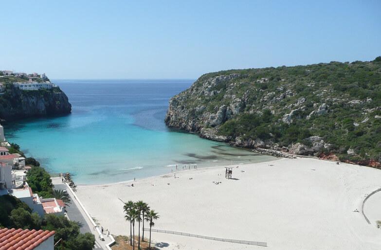 calanportermenorca - Guía de playas accesibles en Menorca