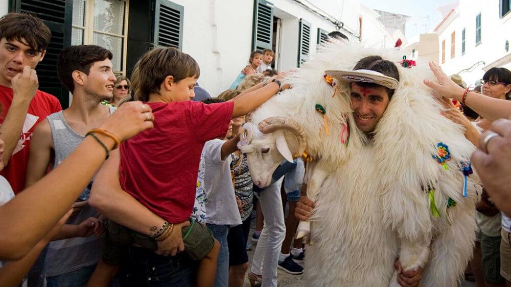 homodesbeciutadella - Tradition: The day of the sheep