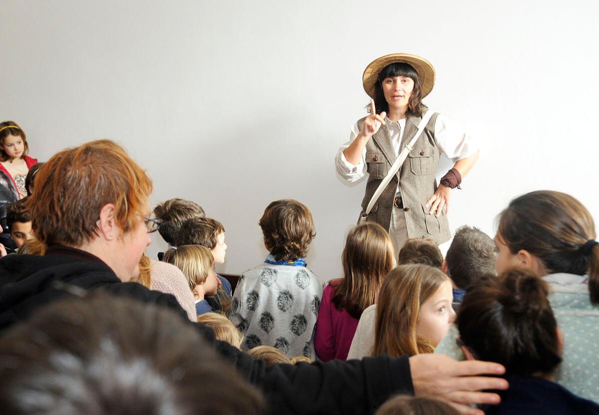 museumenorcafillets - Un verano cultural para los niños en Menorca