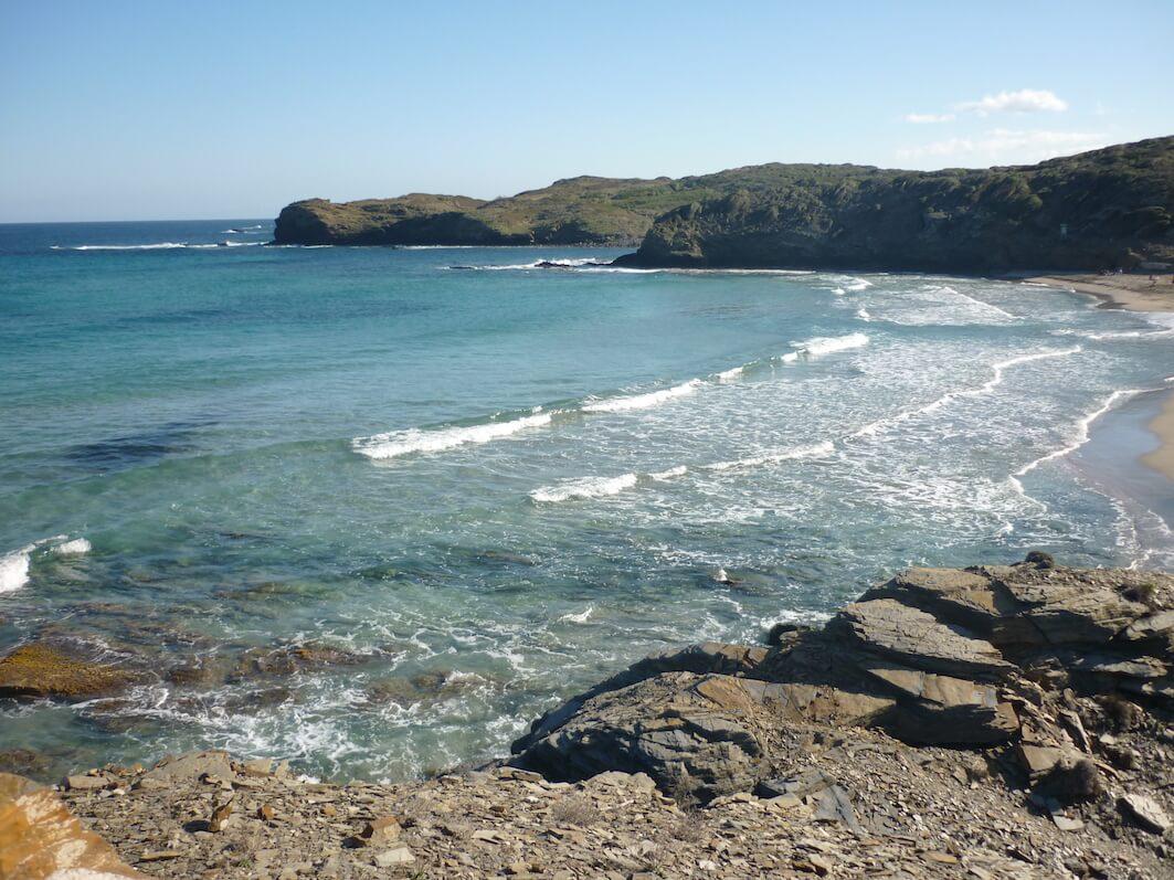 Cala Tortuga - The most romantic beaches of Menorca
