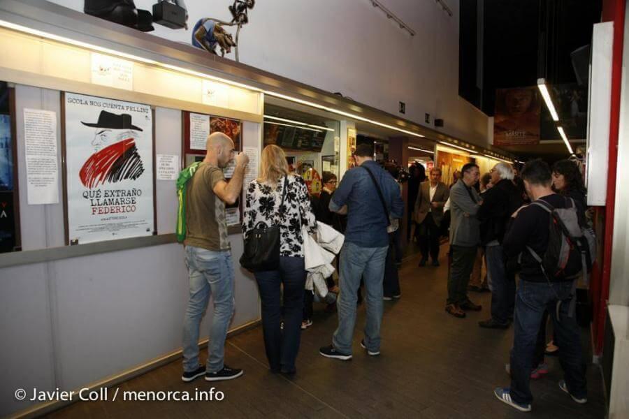 600 - Cinema in the original language in Menorca