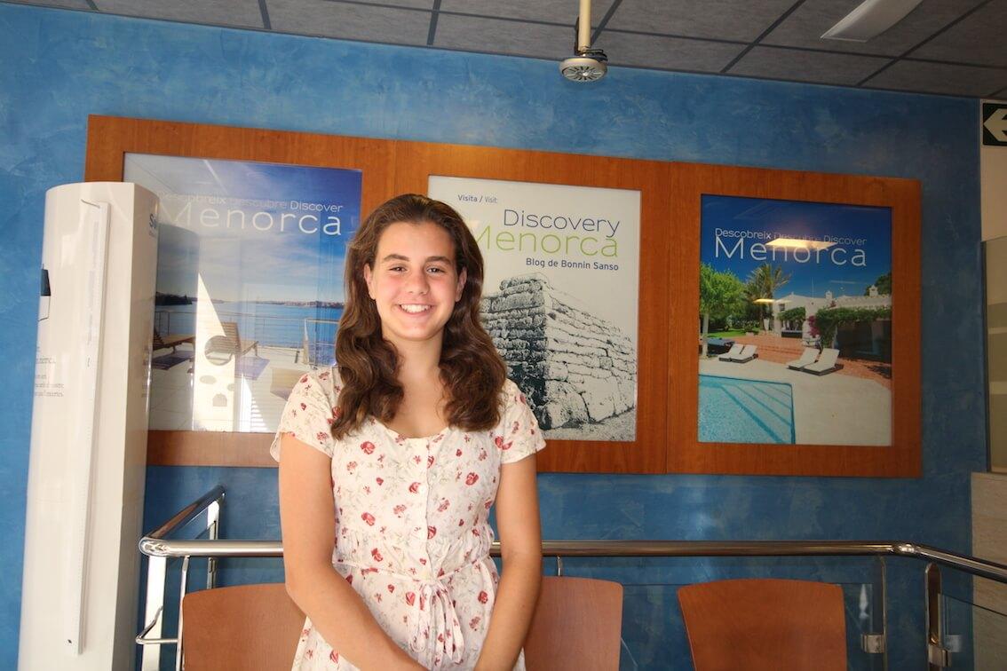 AntoniaPratiBonninSanso - Una futura estrella de la sincro llamada Antonia Prat