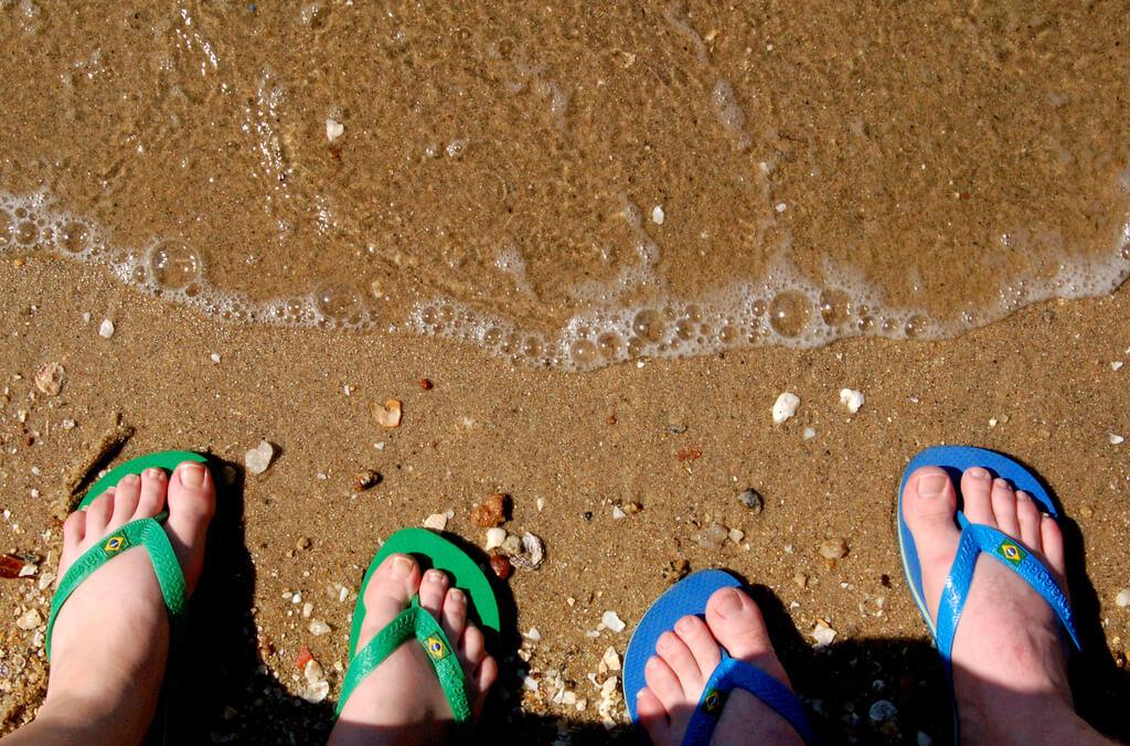 havaianes - Havaianas en Menorca