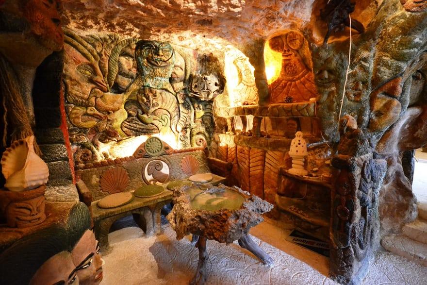 cueva caa5 - Cave house