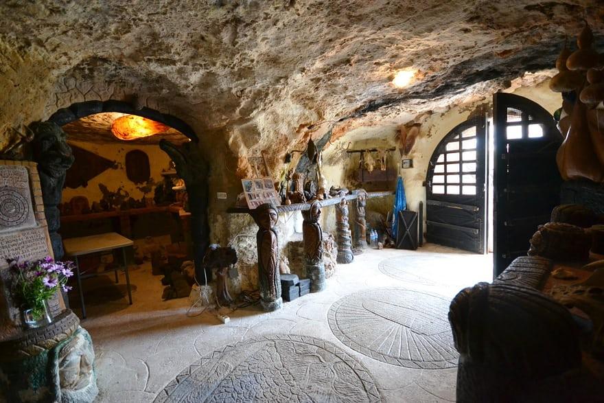 cuevacaa4 - Cave house
