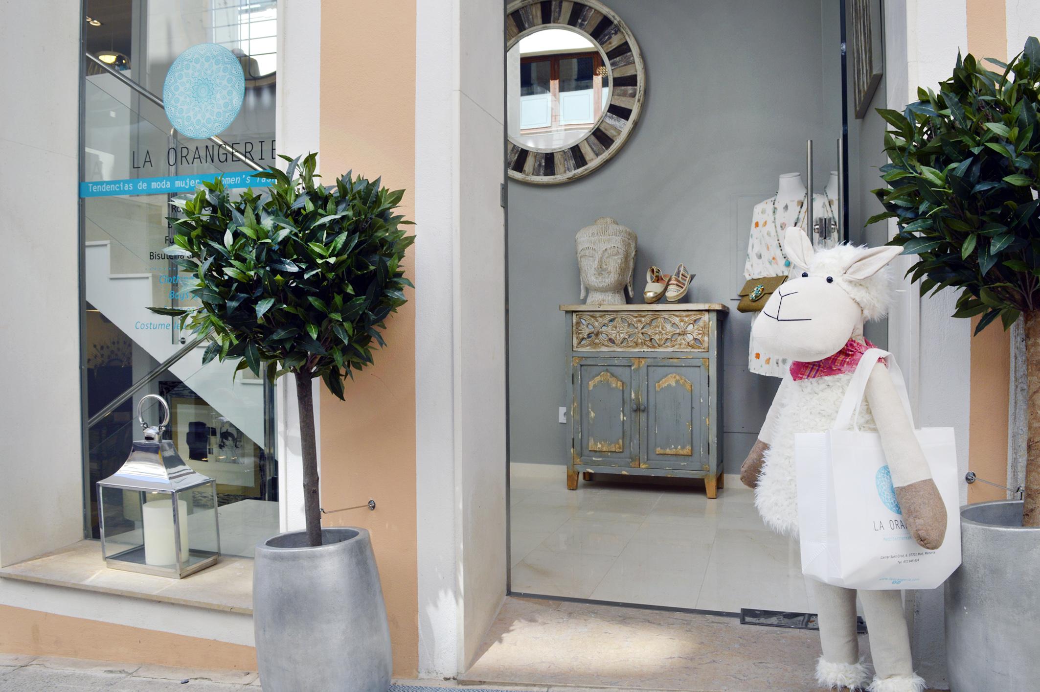 LA ORANGERIE ENTRADA - Bienvenidos a La Orangerie