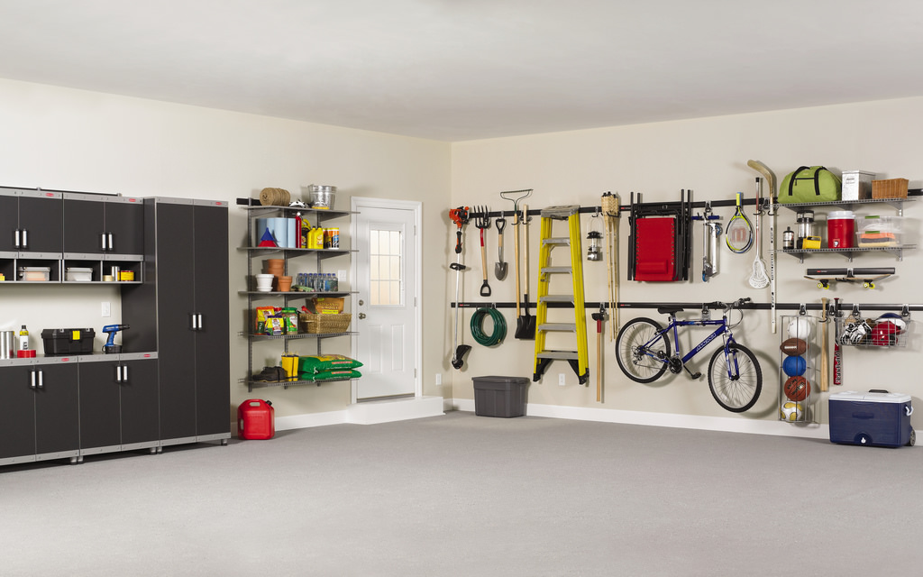orden garaje - Better use of your garage space
