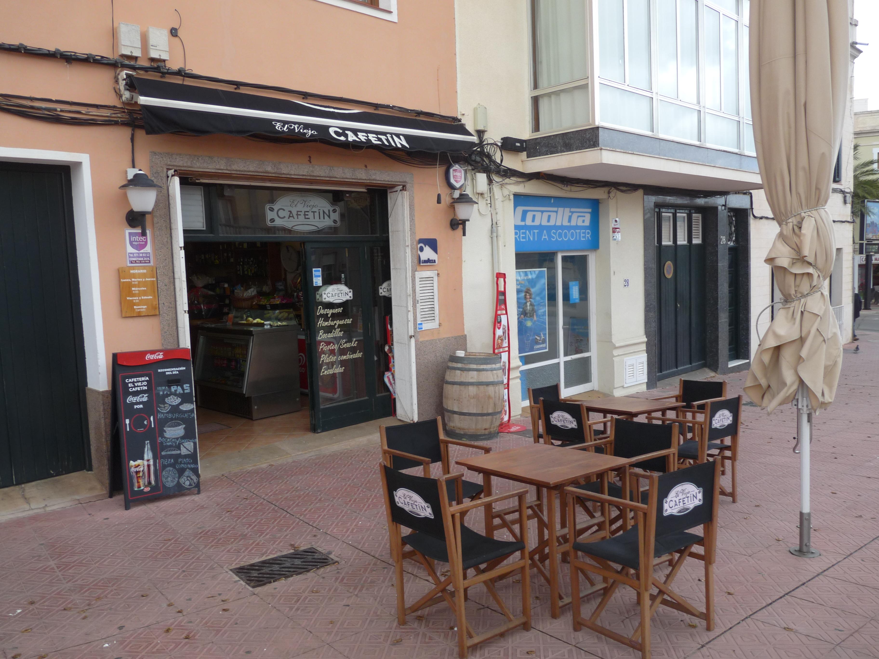 Viejo Cafetín