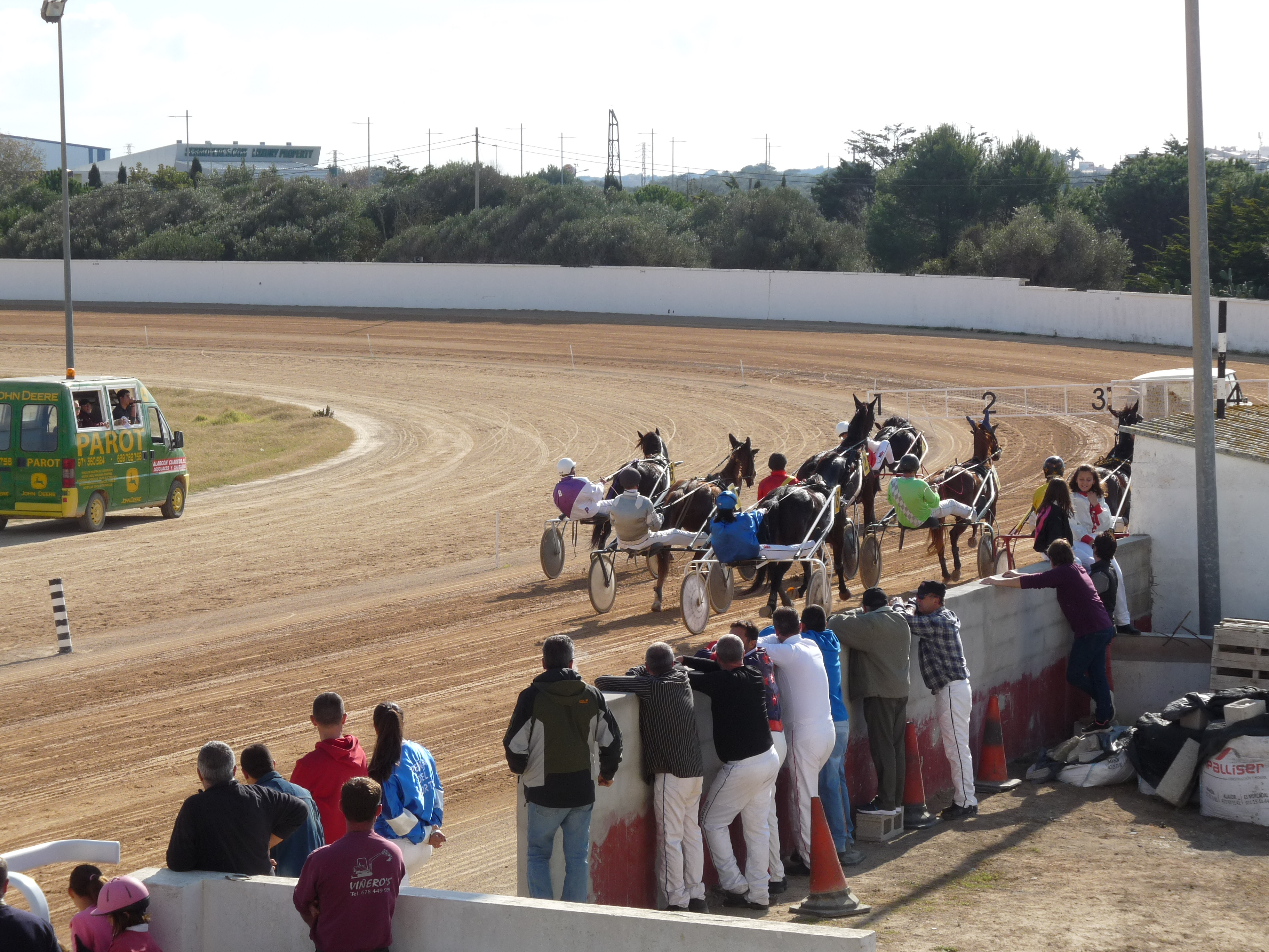 sortidacarrera - A day at the races