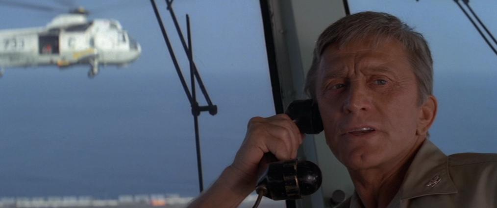 Kirk Douglas Nimitz retour vers lenfer - Hace 30 años……..Kirk Douglas tenía que rodar una película en Fornells