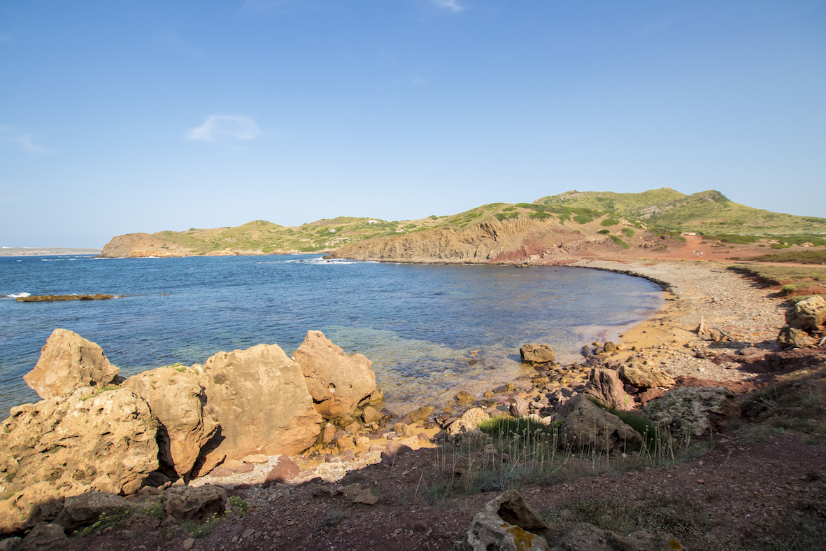 Cales Morts 1 - Beaches off the beaten track
