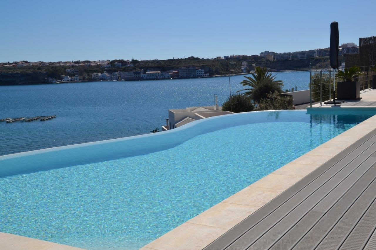 Piscinas Menorca2 - Salt pools - the best solution