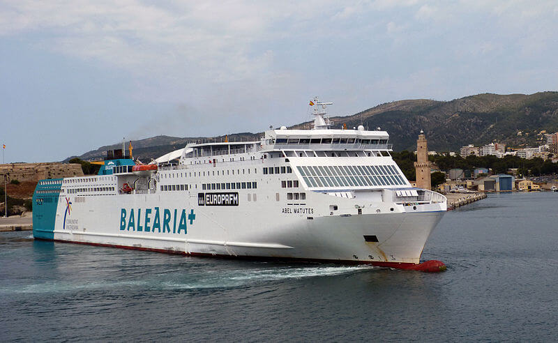 Balearia Abel Matutes - The travel discount for residents increases to 75%