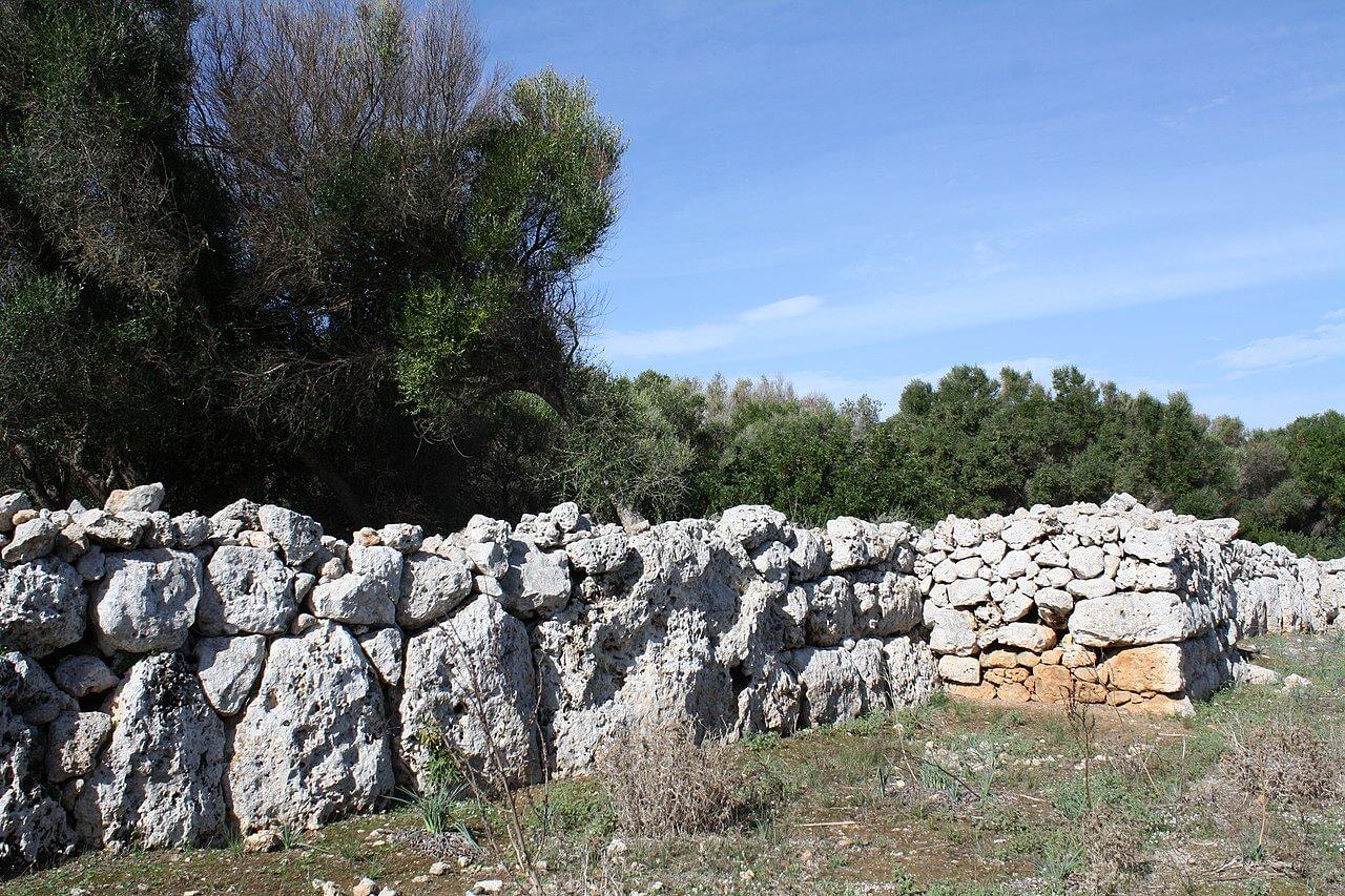 muralla son catlar - Talayotic Menorca: Son Catlar