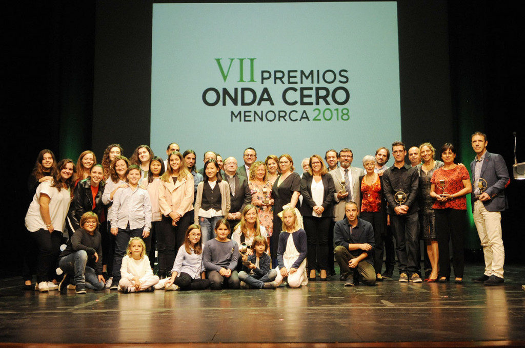 Premios OndaCera - The Year of Solidarity