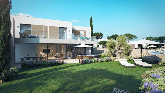 Fija- Villa Jardin V1