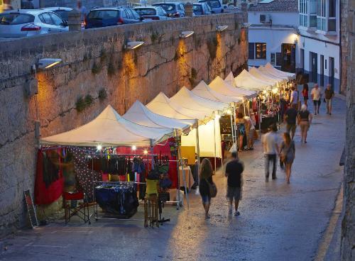 mercatnit Ciutadella