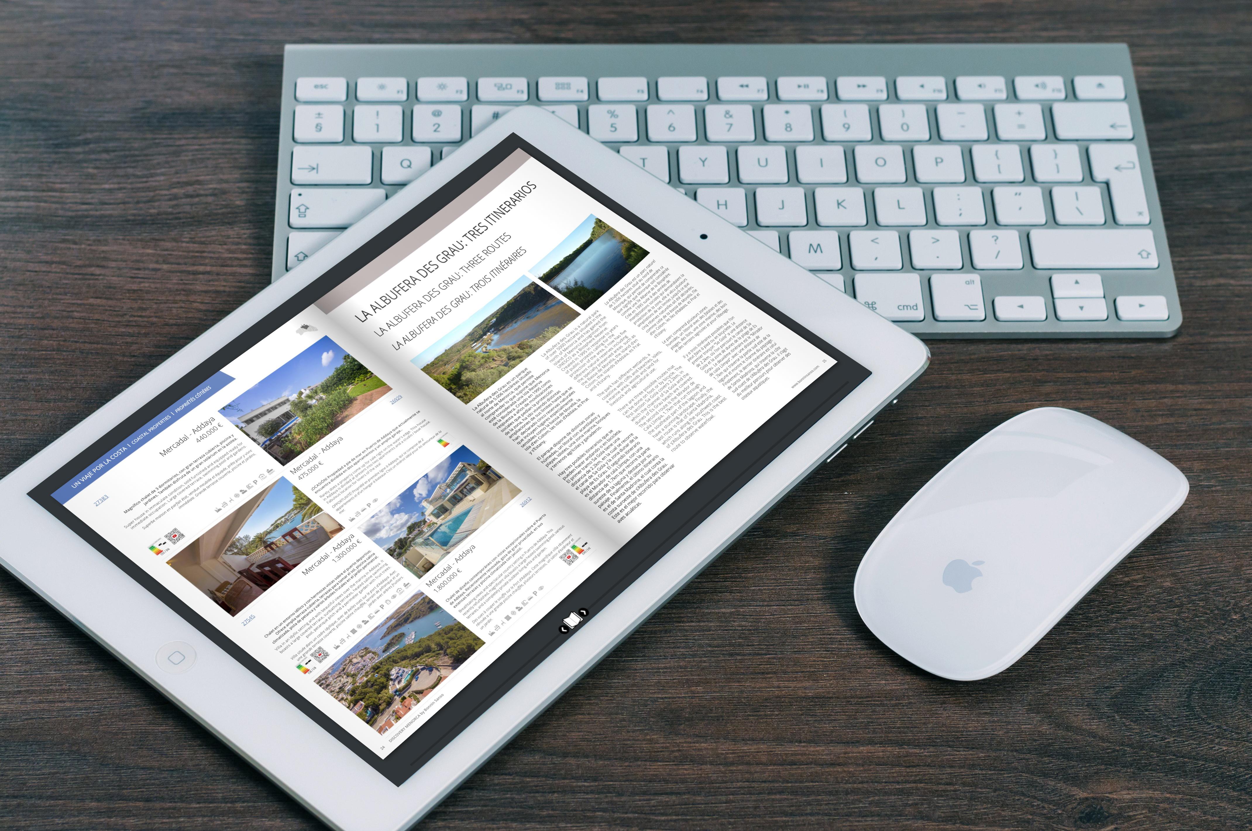 Revista Discovery Menorca